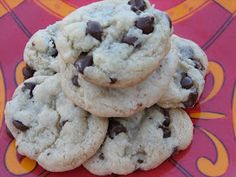 Gluten Free Desserts made Delicious: Gluten Free Chocolate Chip cheesecake Cookies