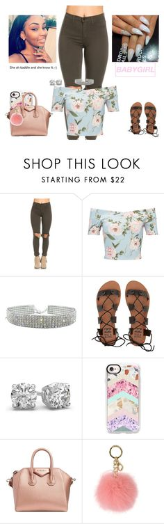 """"""""""" by kira101-101 ❤ liked on Polyvore featuring Miss Selfridge, Billabong, Casetify, Givenchy and MICHAEL Michael Kors"""