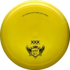 Latitude 64 Gold XXX Disc Golf Driver Silver would be good :)