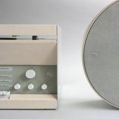 Braun    L 460 wall-mounted speakers    Arne Jacobsen    1967 > £500