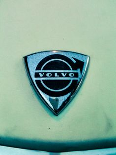 1972 Volvo 144s Badge - Logo - Emblem
