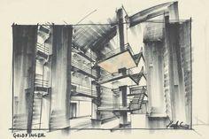 Il est parfois considéré comme le plus grand architecte… des non architectes ! Le chef décorateur de James Bond a livré ses secrets à la Cinémathèque de Berlin.