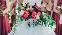 Florals - Collaboration Amanda Bee's and Taylor Lane Floral Designs Photography - Eric Sherrill Photography