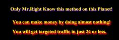 Steal Traffic-Steal Clickbank Money