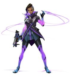 Blizzard (finally) officially announced Overwatch's newest hero, Sombra, at BlizzCon 2016 today, revealing her abilities and her origin story as an orphaned victim of the Omnic Crisis turned...