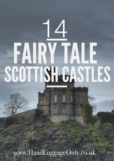 14 Fairy Tale Castles You Must Visit In Scotland - Hand Luggage Only - Travel…