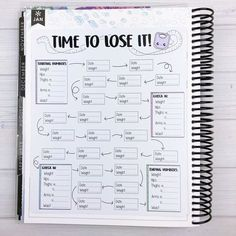 Are you searching for bullet journal ideas to keep your house clean & organized? Here are 15 bullet journal layout ideas to use as inspiration for your spring cleaning schedule. Bullet journal inspiration isn't exactly difficult to come by but there are s Bullet Journal Workout, Bullet Journal 2020, Bullet Journal Inspo, Bullet Journal Layout, Fitness Journal, Bullet Journal Weight Loss Tracker, Weight Loss Journal, Bullet Journal Ideas Templates, Bullet Journal Health