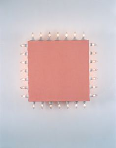 Dan Flavin » icon V (Coran's Broadway Flesh)David Zwirner