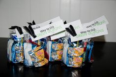 Soccer Game Treat Bags - Housewives of Riverton Football Team Treats, Soccer Treats, Football Moms, Kids Soccer, Soccer Games, Sports Games, Game Day Snacks, Team Mom, Sports Mom
