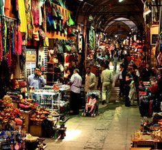Shopping in the sprawling, gaudily painted arcades of Istanbul's Grand Bazaar - a city within the city inasmuch as it has its own banks, police station, post office and hammams - is an exhilarating experience not to be missed. #bestofcity