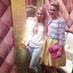 KLAASJE  Thank you @klaasje_meijer for choosing #TutuChic  You look lovely in your #bday #outfit  #k3 #klaasje #klaasjemeijer #lavieenrose #pinkambition