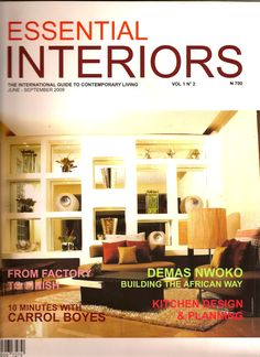 Essential Interiors Design Magazine