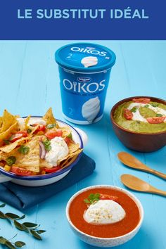 Swap sour cream or mayo and enjoy all the richness and creaminess of OIKOS Greek yogurt in your favourite summer recipes! Pineapple Drinks, Greek Yogurt Recipes, Healthy Yogurt, Food Swap, Cooking Recipes, Healthy Recipes, Fries In The Oven, Mets, Mediterranean Recipes