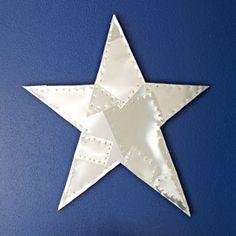 Nailed Metal Star