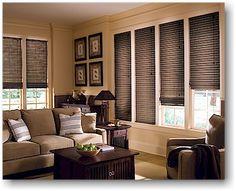 Hunter Douglas Window Fashions Provenance Woven Wood