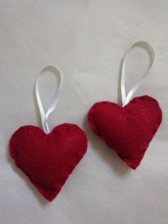 Valentines Hanging Heart £2.00