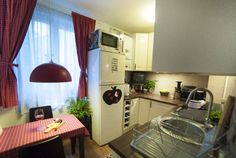 adelaparvu.com despre amenajare locuinta 3 camere, 51 mp, Bucuresti, design interior Iulia Banu, Foto Dragos Boldea (5) Deco, Kitchen, Home, Home Deco, Home Decor