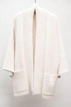 ae7c65f793ef Isabel Marant Cardigan Cream Cardigan, White Cardigan, Beauty Style, Fashion  Beauty, Fashion