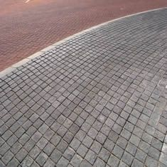 The Pavatile Range - wall cladding, driveway pavers, patio pavers, garden paving, pool paving. Contact us for our paving bricks prices. Concrete Paving, Landscape, Scenery, Corner Landscaping