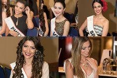 Miss Intercontinental 2015 Closed Door Interview