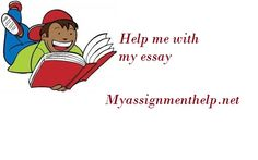 Essay can be tough at times, join myassignmenthelp.net and submit well- constructed essay on time.