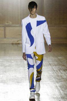 Alexander McQueen • Spring/Summer 2015 Menswear • London