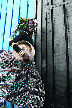 Sénégal - Dakar fashion week