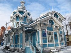 I would actually kill someone for this house and never think twice. #victorianarchitecture