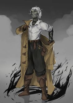 Fantasy Character Design, My Character, Character Drawing, Character Concept, Character Inspiration, Character Ideas, Dnd Orc, Warlock Dnd, Nerd Art