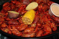Boiled Crawfish | RealCajunRecipes.com: la cuisine de maw-maw!