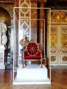 Louis XVI's Throne
