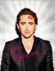 Lee Pace ♥