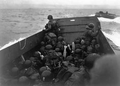 Comment Robert Capa a t'il prit ses photos à Omaha Beach :: www.libertyship.be