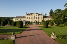 Georgian Manor in Kingston Lisle, Wantage, Oxfordshire