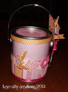 Memory bucket