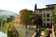 Villa La Massa: Villa Nobile, erbaut 1525