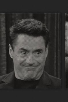 Robert Downey Jr.= master of weird faces