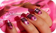 Sweet Nail Art  | Tartofraises Nail Art.