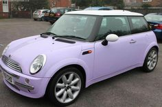 Sports Cars That Start With M [Luxury and Expensive Cars] – Sportwagen, die mit M beginnen [Luxus- und teure Autos] – Fiat 500, Fancy Cars, Cute Cars, Mini Cooper S, My Dream Car, Dream Cars, Pink Mini Coopers, Accessoires Mini, Cute Car Accessories