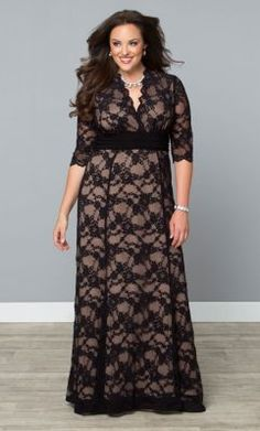 20 Plus-Size Evening Gowns for Your Next Black-Tie Event | Gowns ...