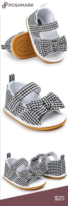 NEW🎀 Bow Knot Sandals🎀 Baby Bow Knot Sandals fashion design. Best gift for your little baby girl!!! NWOT NEW🎀 Bow Knot Sandals🎀 Shoes Sandals & Flip Flops