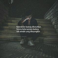 Quotes Lucu, Quotes Galau, Me Quotes, Qoutes, Lolsotrue, Self Reminder, Quotes Indonesia, Quote Aesthetic, Real Talk