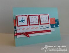 by Amy Storrie, Stamped with Joy