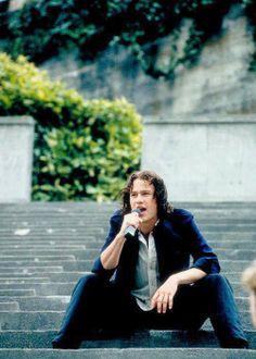 Heath Ledger 10 coisas que eu odeio em você