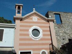 San Michele Frazione di Olivetta San Michele (IM) Val Roia  - Cappella di S. Agostino