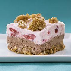 Crispix™ Ice-Cream Dessert Bars