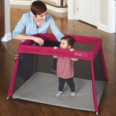 We've partnered with KidCo to get one lucky winner this week the ultimate portable play yard - The TravelPod. $170 Value! http://www.kidco.com/ #giveaway 02/02/15-02/05/15