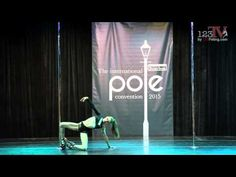 Karol Helms - Sexy Showcase at PoleCon 2015 - YouTube