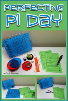 Planning and Managing a Pi Day Lesson in Middle School