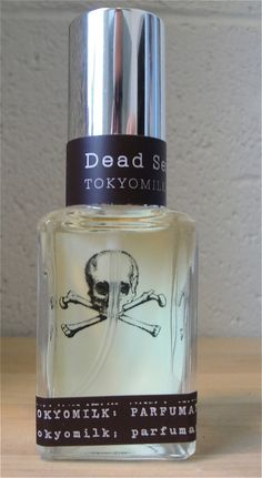 Dead sexy parfum--my new fave, and less expensive than most!